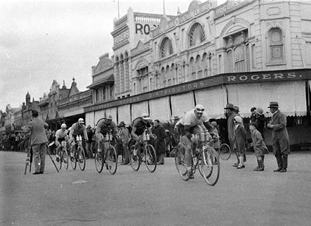 Start in Goulburn
