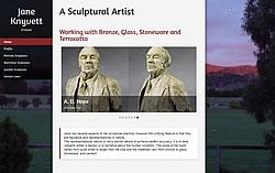 Jane Kyvett Sculptor