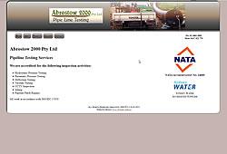 Abrostow Pipeline Testing Service