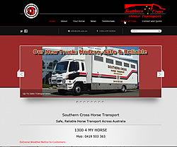 Southern Cross Horse Transport